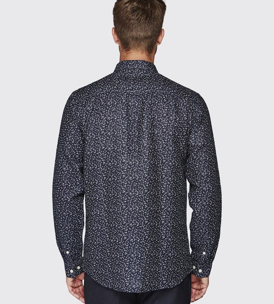Minimum Duxford Long Sleeved Shirt - Mojo Independent Store