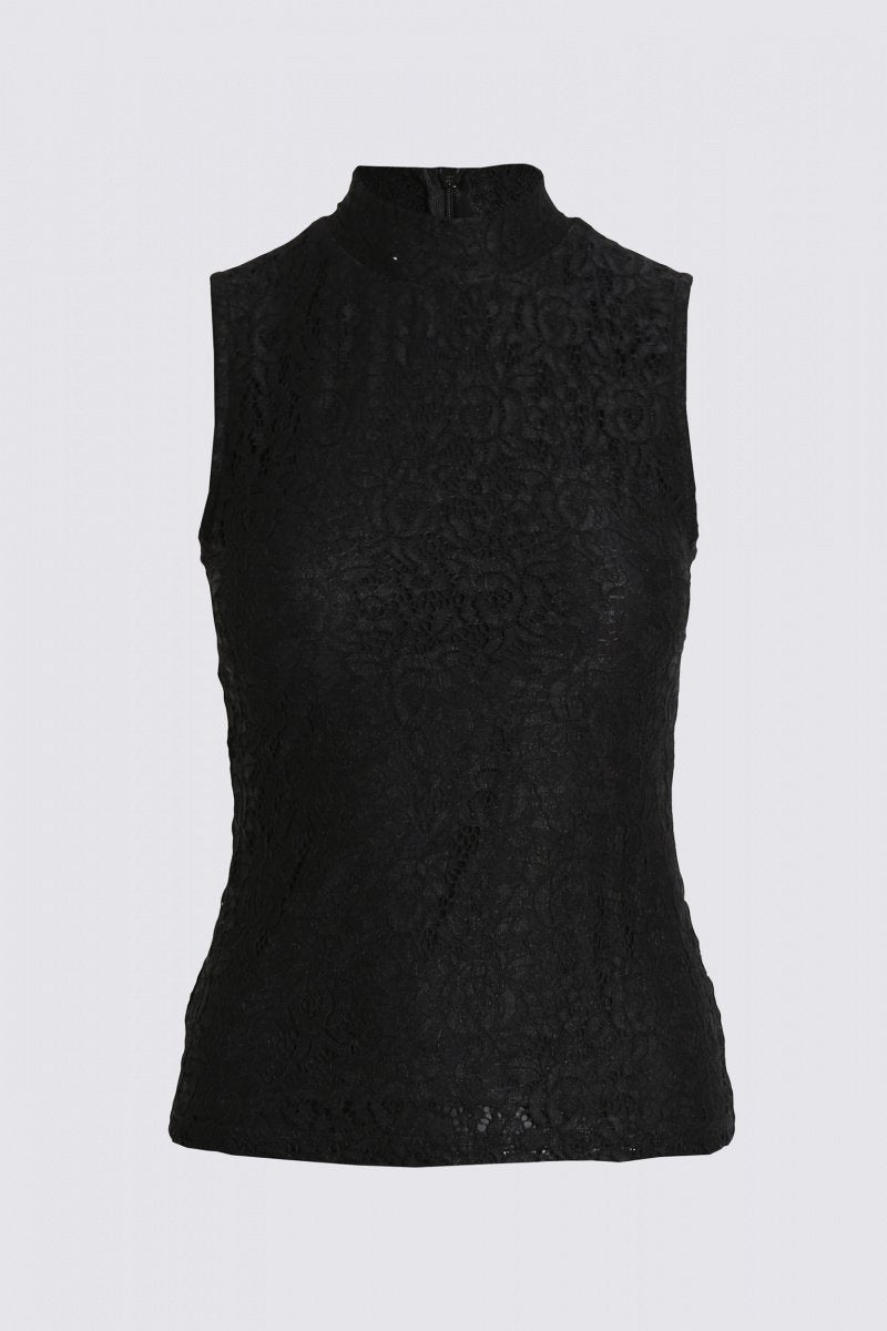Dry Lake Unit Blouse Black - Mojo Independent Store