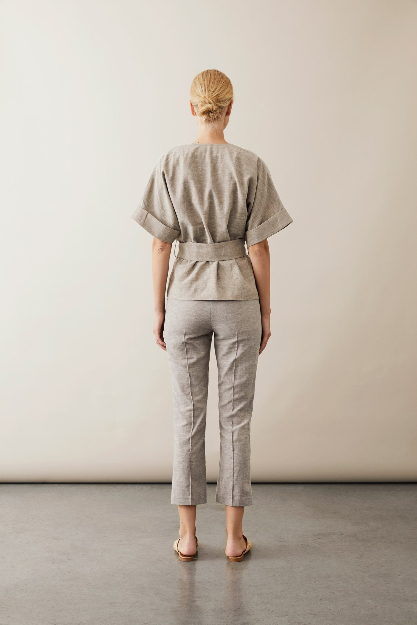 Stylein Ben Trousers Linen - Mojo Independent Store