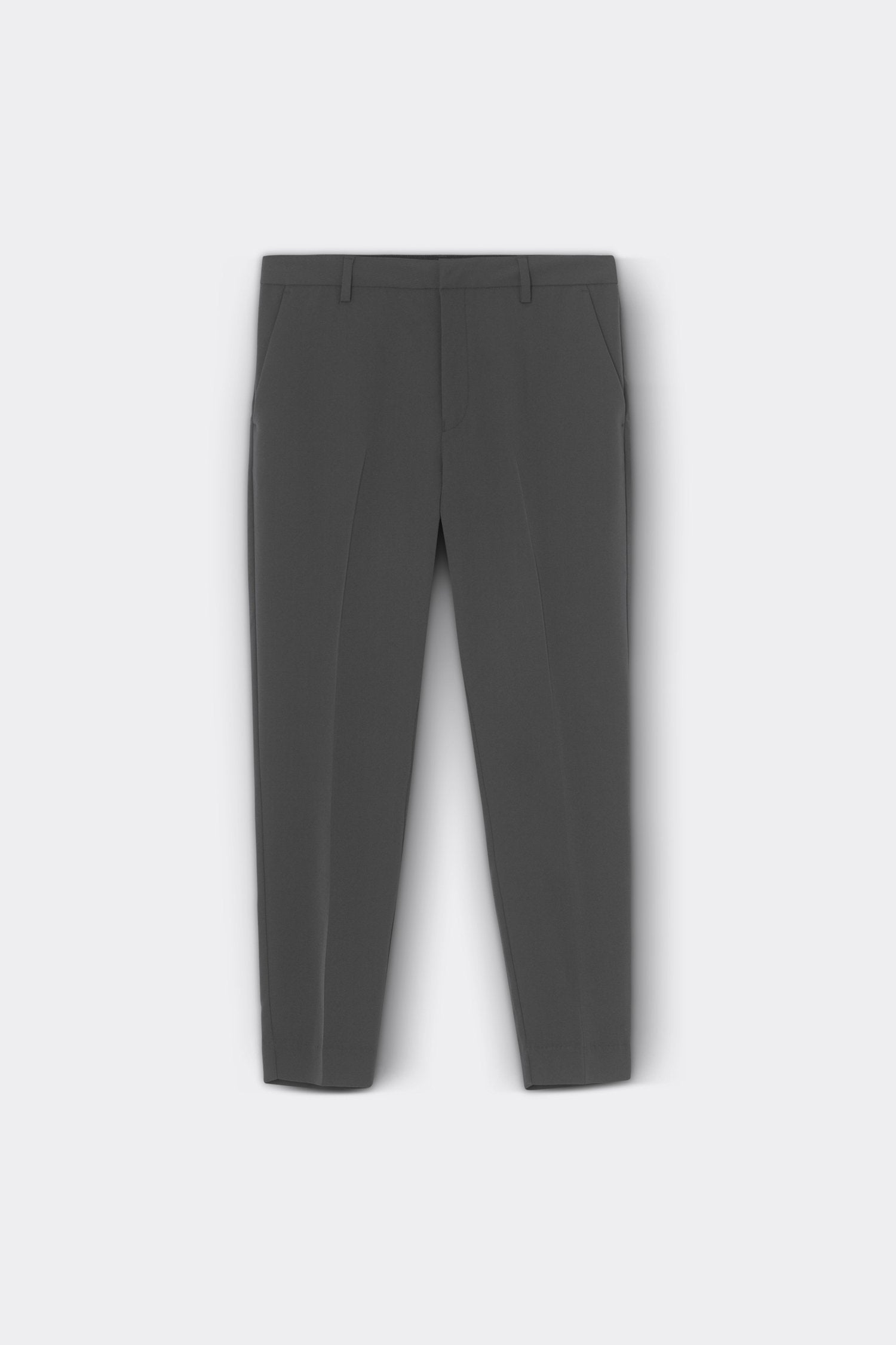 Whyred Blue Trousers Black
