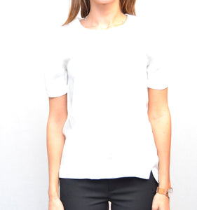 Second Female Face Tee Off White