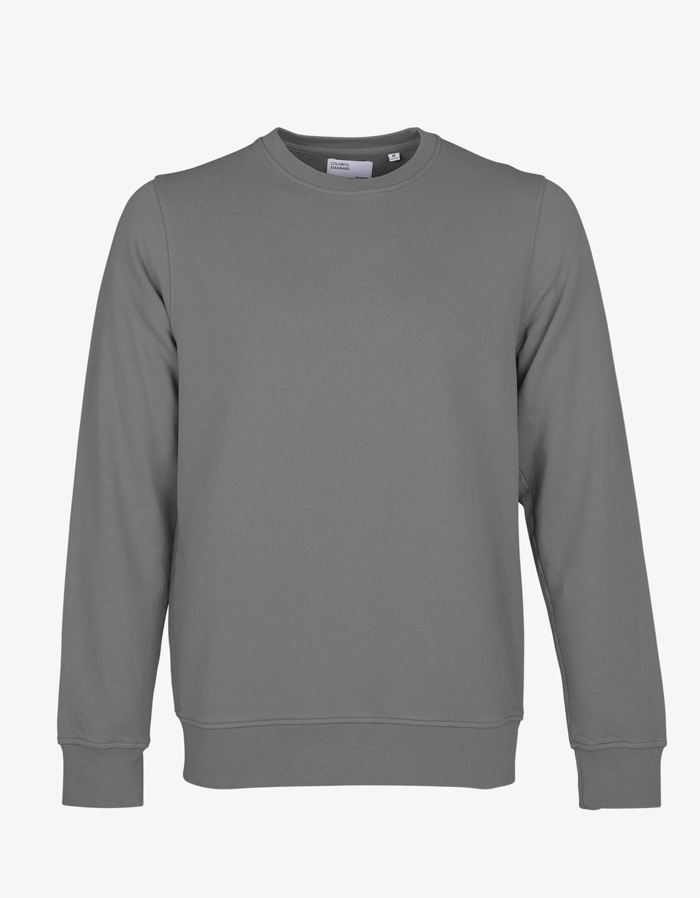 Colorful Standard Classic Organic Crew Storm Grey