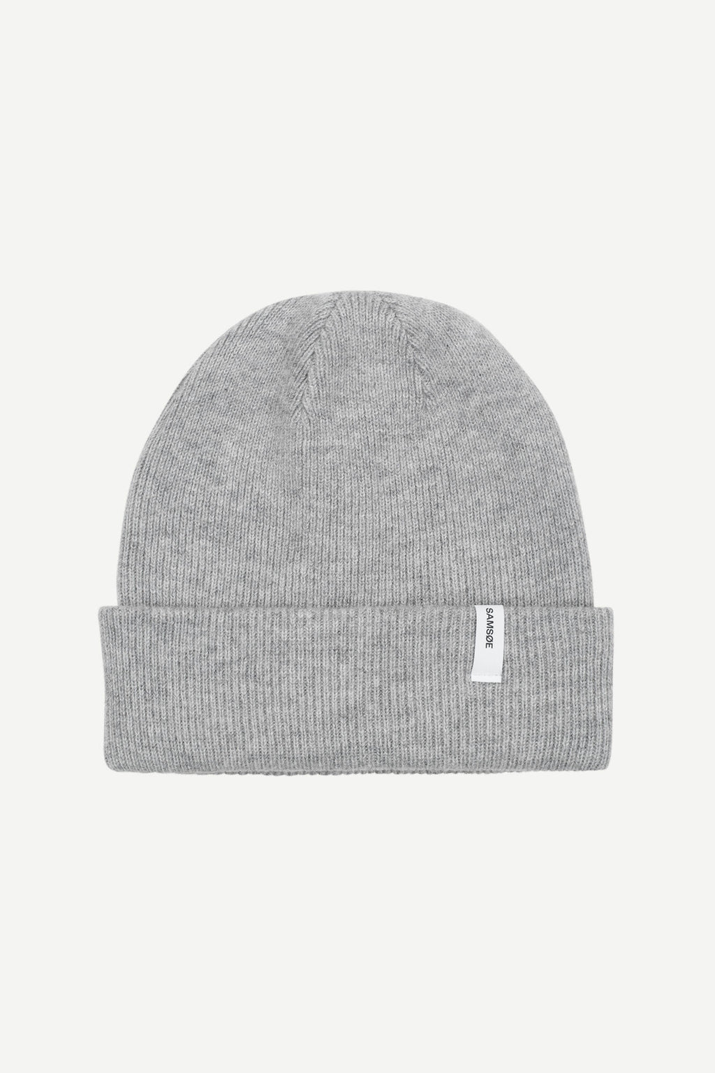 Samsøe Samsøe The Beanie Grey Melange