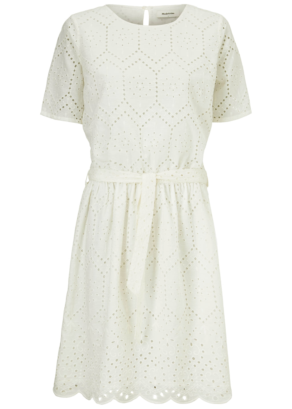 Modström Cassiopeia Dress Off White - Mojo Independent Store