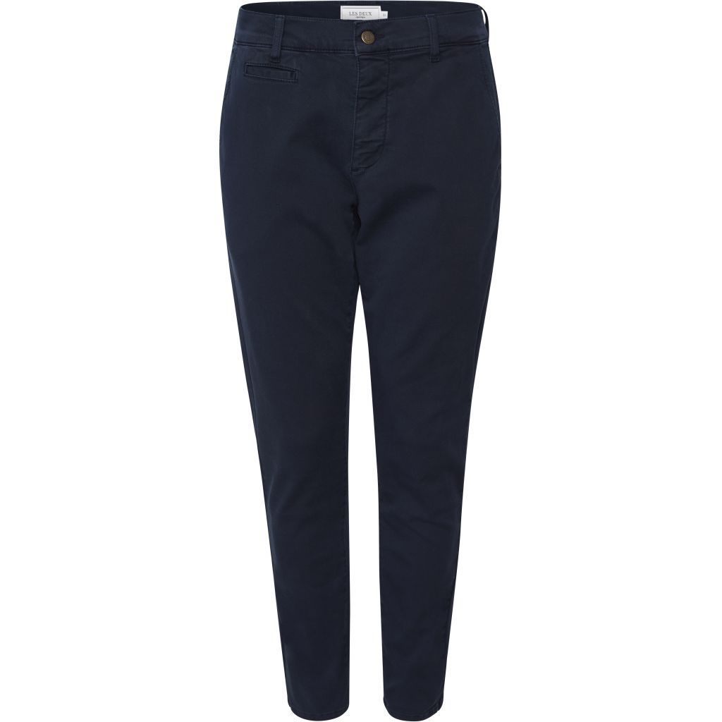 Les Deux Orta Chino Pants Dark Navy - Mojo Independent Store
