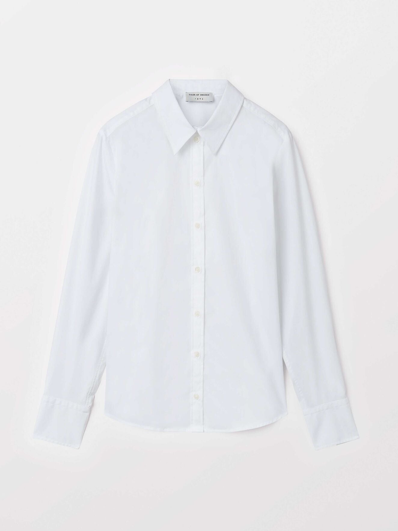 Tiger of Sweden Ame Shirt White