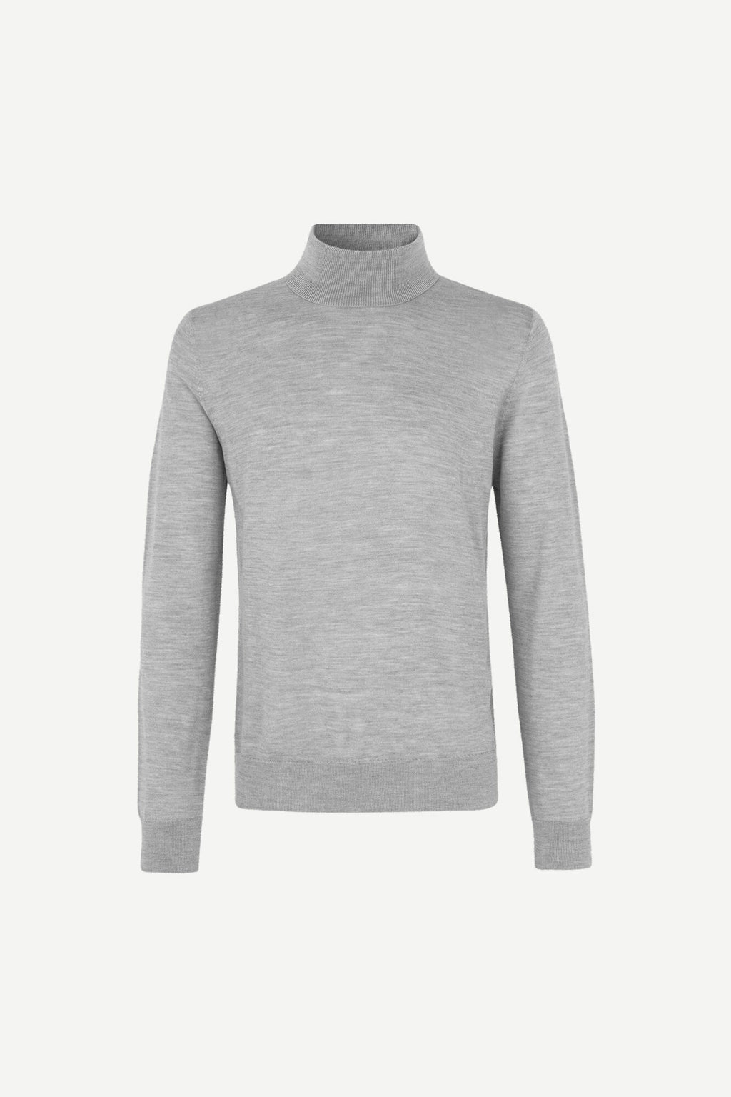 Samsoe Samsoe Flemming Turtle Neck Grey Mel