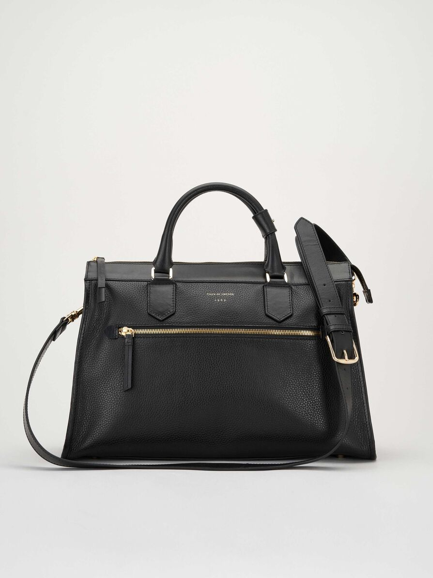 Tiger Of Sweden Zelea Bag Black - Mojo Independent Store