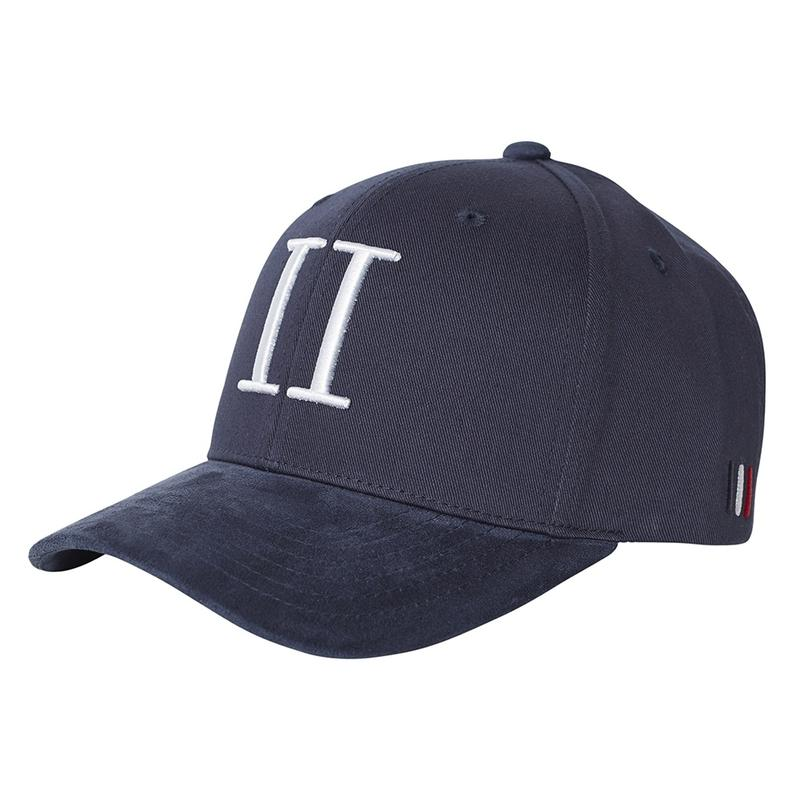Les Deux Baseball Cap Dark navy/White - Mojo Independent Store