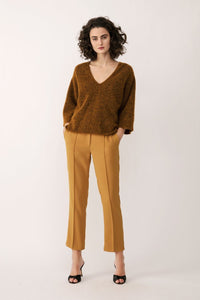 Stylein Ben Trousers Mustard - Mojo Independent Store