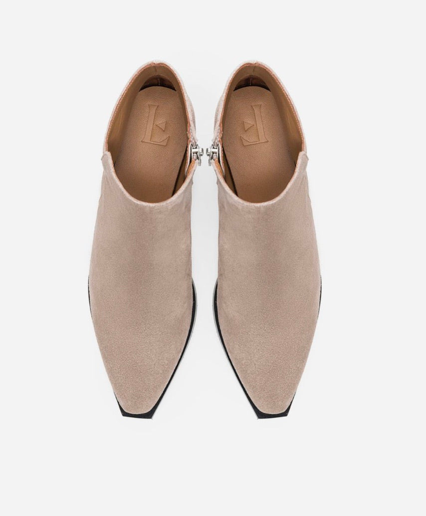 Flattered Nata Suede Sand - Mojo Independent Store