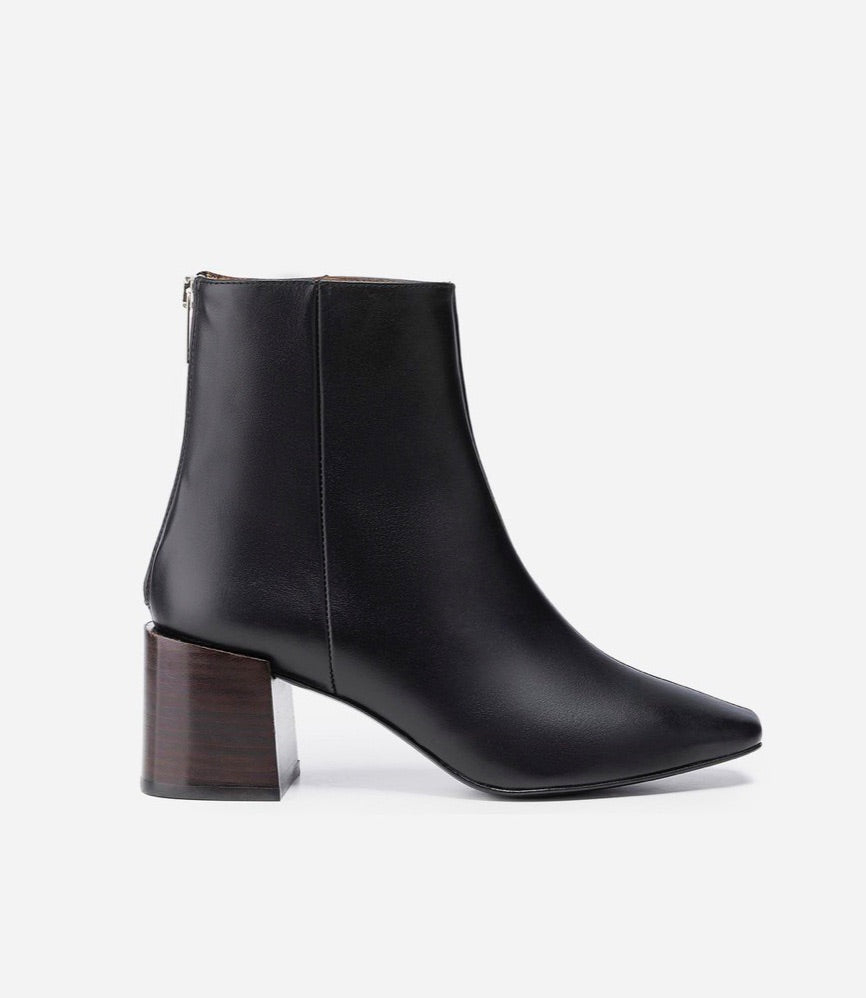 Flattered Inga Boot Black - Mojo Independent Store