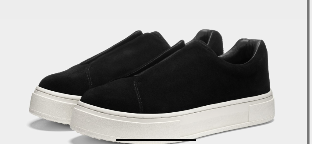 Eytys Doja S-O Suede Black - Mojo Independent Store
