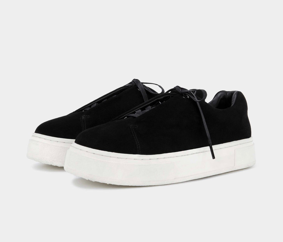Eytys Doja Suede Black - Mojo Independent Store