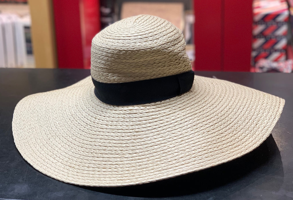 Ivyrevel Oversized Straw Hat - Mojo Independent Store