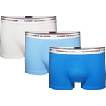 Tommy Hilfiger 3 pack Trunk Boxer Ethereal blue/Directoire blue/white - Mojo Independent Store