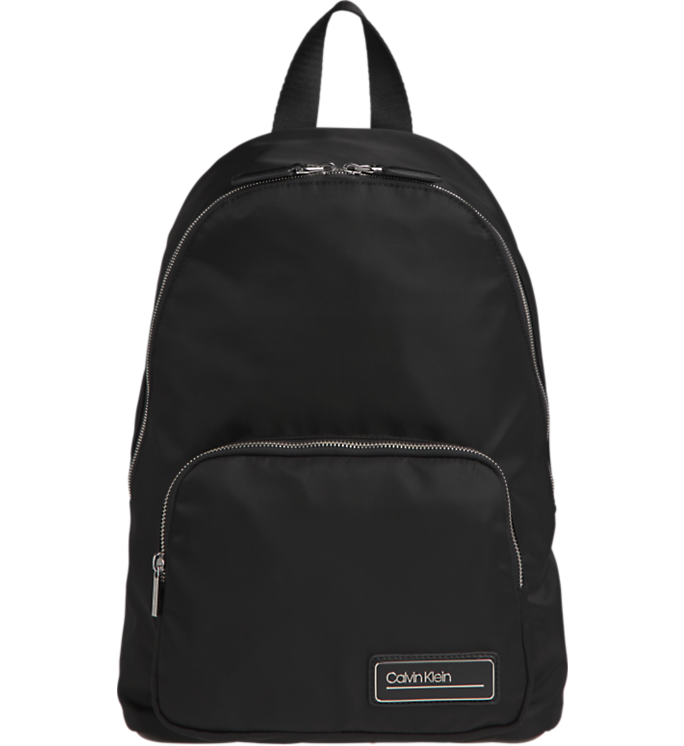 Calvin Klein Primary Round Backpack Black - Mojo Independent Store