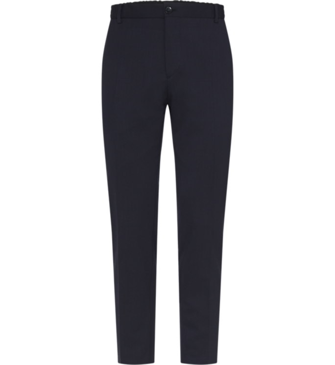 Calvin Klein Travel Bi-Stretch Twill Navy