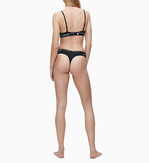Calvin Klein CK One Thong black - Mojo Independent Store