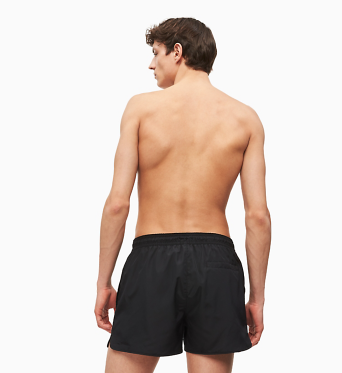 Calvin Klein Short Runner Black - Mojo Independent Store
