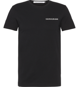 Calvin Klein Institutional Chest Logo Black - Mojo Independent Store