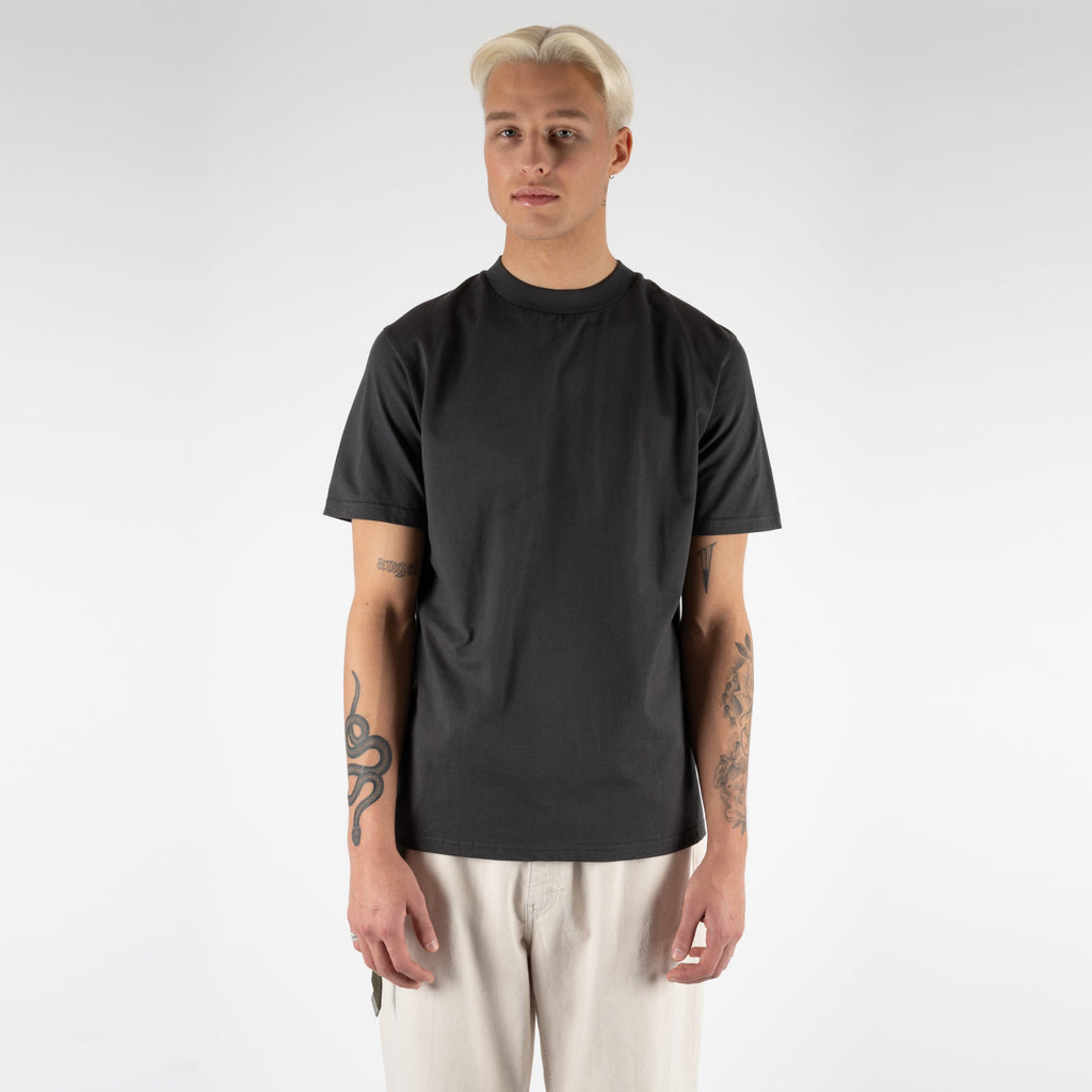 Ljung Heavy Tee Dark Ash Grey