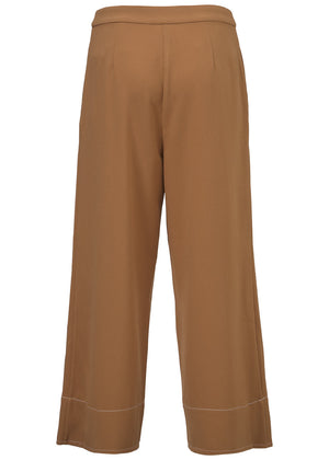 Modström Barcelona Pants Warm Camel - Mojo Independent Store