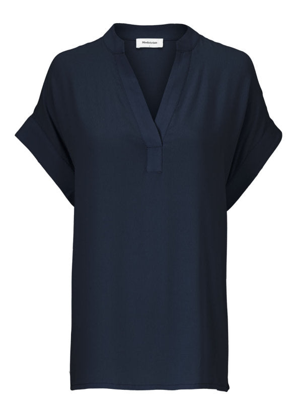 Modström Connor Top Navy Sky - Mojo Independent Store