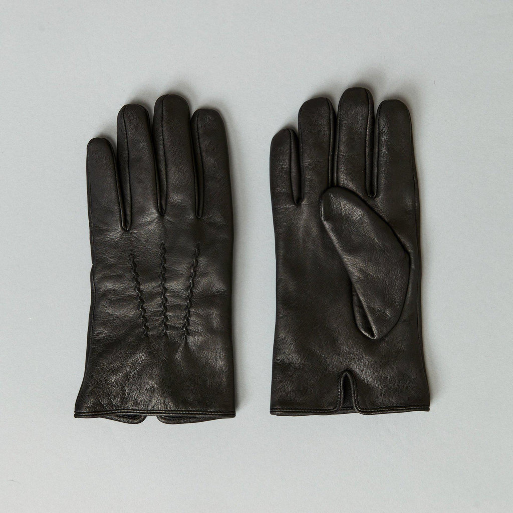 Ljung Sam Leather Gloves Black