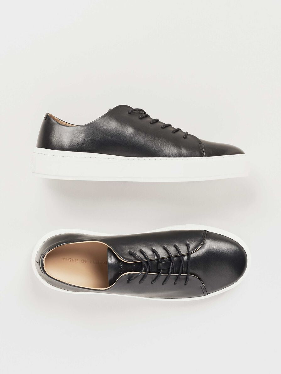 Tiger Of Sweden Sampe Sneaker Black