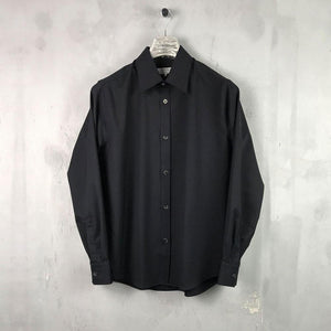 Ljung Tailored Over Shirt Navy