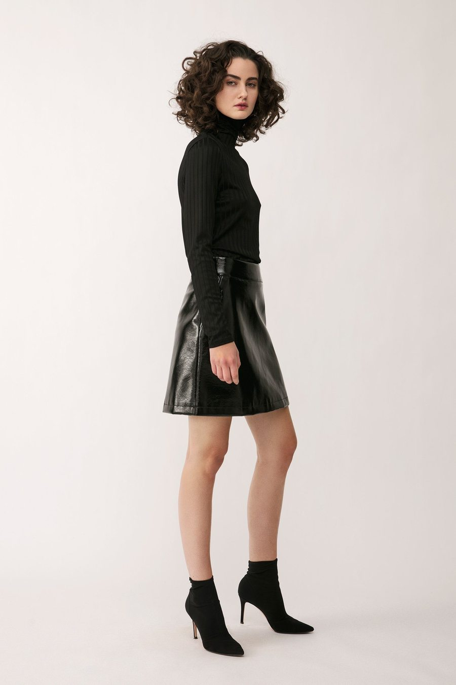 Stylein Valeri Skirt Black - Mojo Independent Store