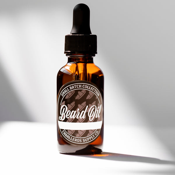 Small Batch Beard Oil