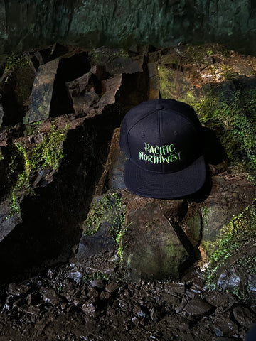 PNW Branches - Unisex Snapback Hat (Fernweh Gear)