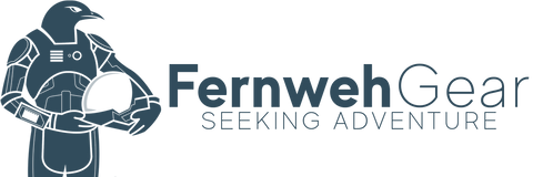 Fernweh Gear Astro Tern logo adventure clothing
