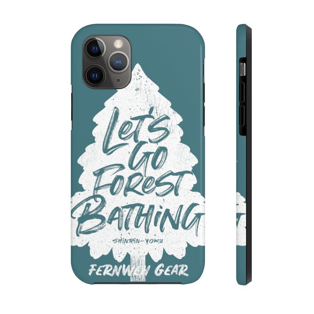 LGFB Shinrin-Yoku - Rugged iPhone Case