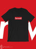 front view Fernweh Skate unisex black shirt - Fernweh Gear