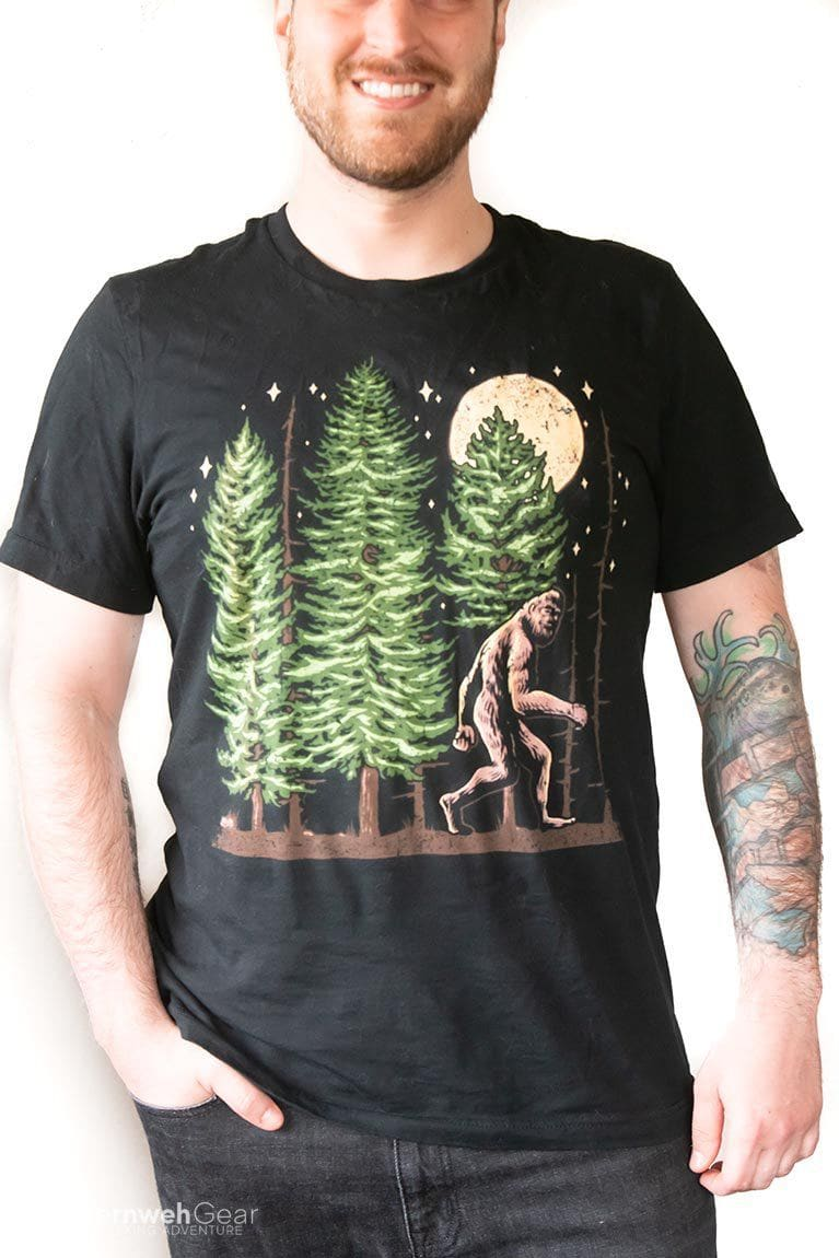 Night Hike Sas - Unisex Shirt