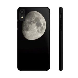 Lunar Quest - Rugged iPhone Case