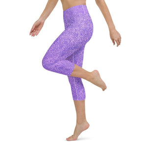 Laiya - Women's Active Capri Leggings
