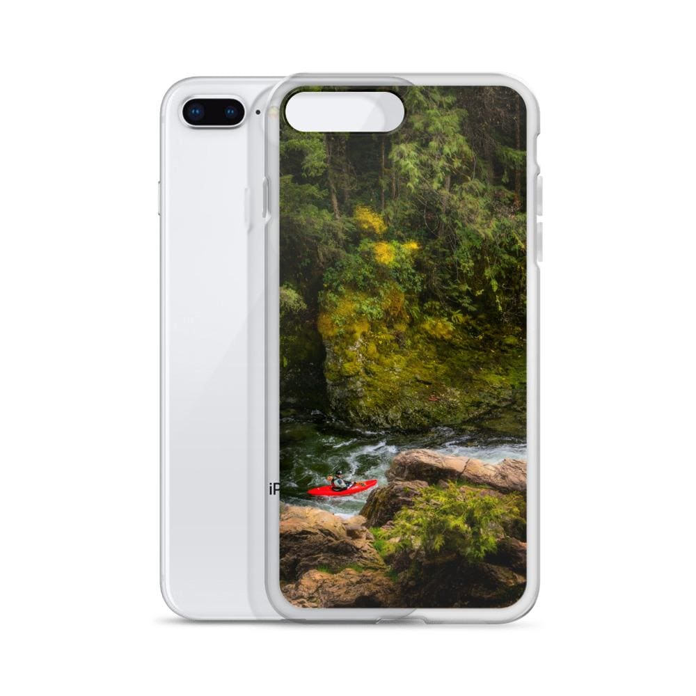 Three Pools - Slim iPhone Case