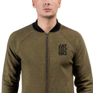 Eat Sleep Hike - Bomber Sweater