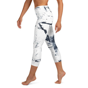 Abstria - Women's Active Capri Leggings