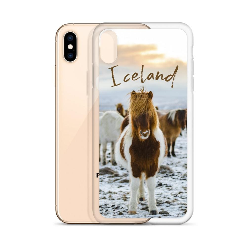 Icelandic Horse - Slim iPhone Case