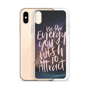 Attract Energy - Slim iPhone Case