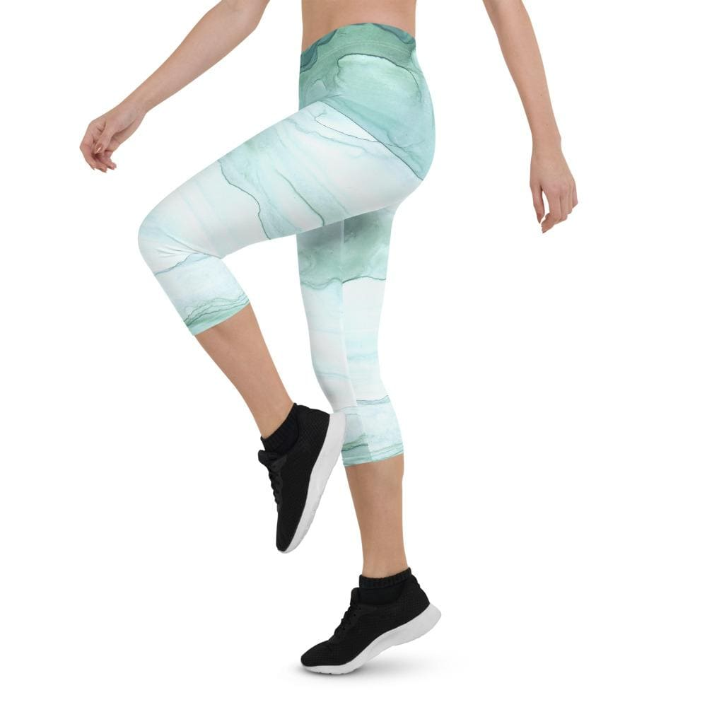 Inkling - Women's Active Capri Leggings