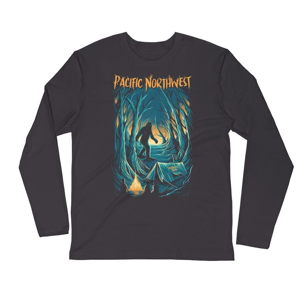 Campfire Tales PNW - Unisex Long Sleeve Shirt