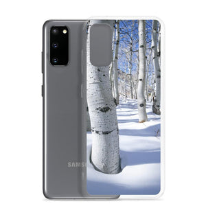 Powder Aspen - Slim Samsung Galaxy Case