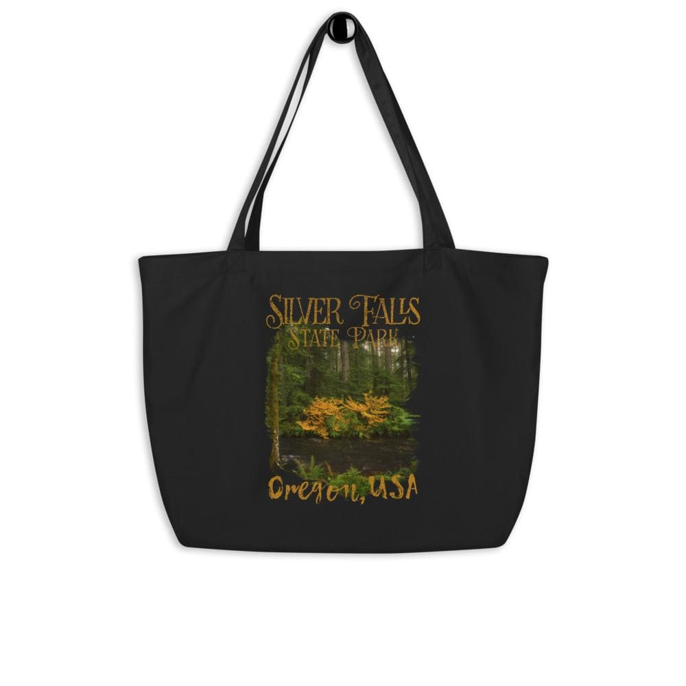 Fall Burst - Organic Eco Tote Bag