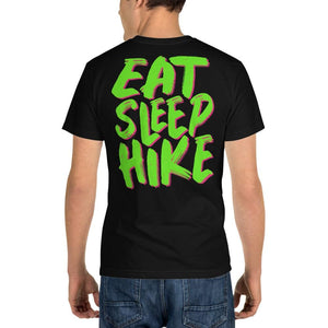 Eat Sleep Hike - Unisex Eco Organic Shirt